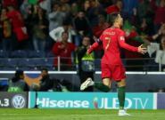 欧国联揭幕战:C罗帽子戏法,赞助商海信闪耀赛场