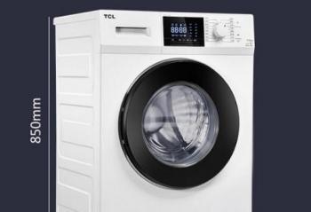高端衬衣怎么洗? 首选TCL变频全自动滚筒洗衣机XQG80-P300B