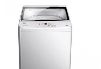 炎夏将至衣服怎么洗好?TCL9公斤变频全自动波轮洗衣机帮你解决