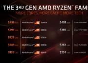 华硕居然最便宜!零售商泄露了AMD Ryzen 3000系列处理器及X570主板的售价