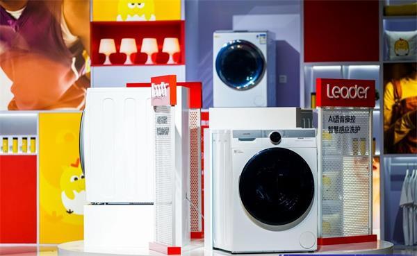 "Leader发布洗衣机行业首个互联网IP:""快乐小鸡"""