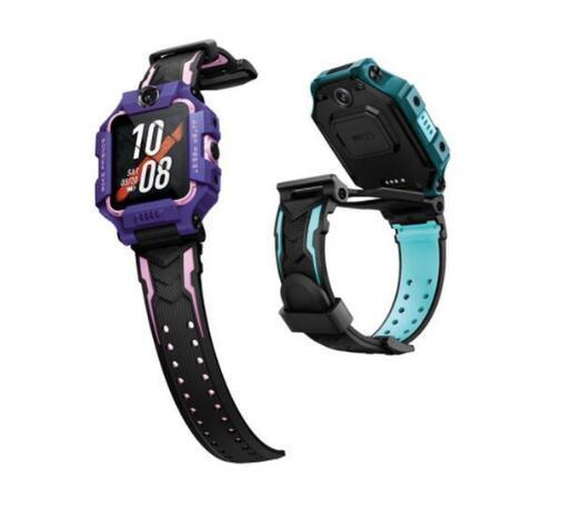 全球首款翻转双摄 小天才儿童手表Z6亮相