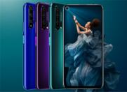 科技来电:荣耀20 PRO手机联合MOSCHINO推出联名款!