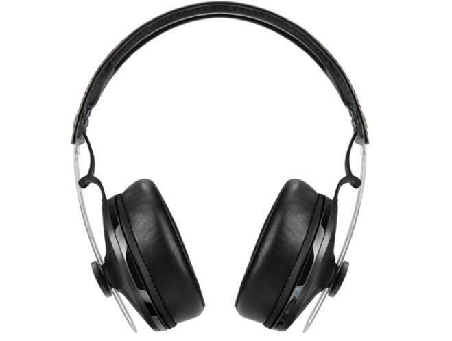 聆听音乐,头戴式蓝牙无线降噪耳机缓解扑耳噪音