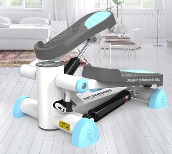 在家锻炼不用愁 有踏步机来帮忙