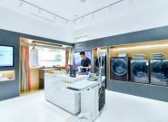 卡萨帝衣帽间:融合洗衣机能洗能护,还能主动服务