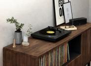 当复古情怀遇上现代科技 索尼黑胶唱片机PS-LX310BT引领音乐新潮流
