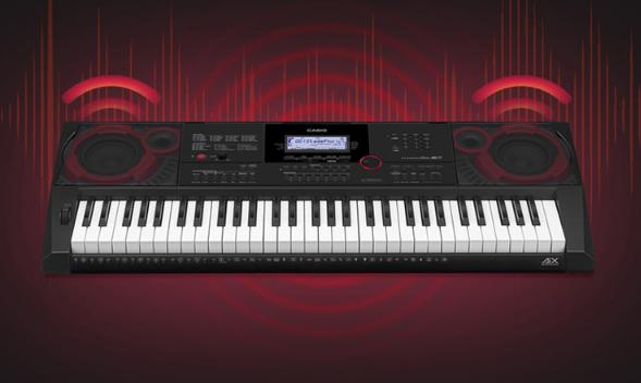 智能电子琴,演奏优质音色