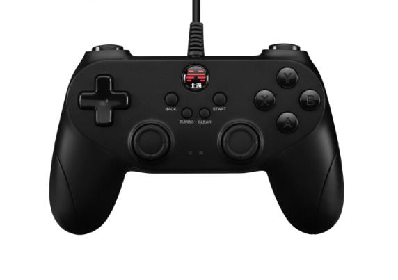 十字键控向,有线版游戏手柄灵活掌局面