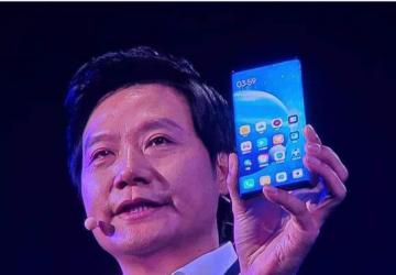 科技来电:小米电视和5G手机以及全新环绕屏概念手机发布