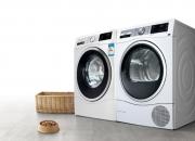 新时代彰显个性  拥有洗衣机干衣机洗烘套装