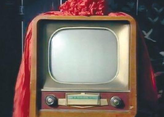 见过证明你老了 40年前的电视竟然是这样的!