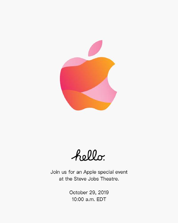 侃哥:10月底的苹果发布会凉了?54.6英寸显示器了解下