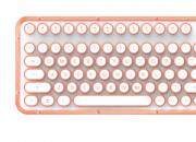 颜值即正义 圆点机械键盘