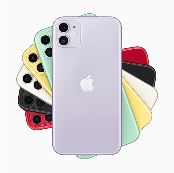 iPhone11销量猛增 华为Mate30可能要输了