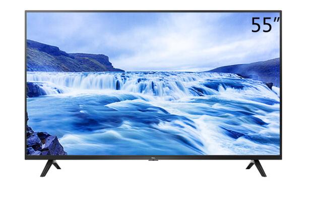 小户型客厅  11.11抢先购 55英寸电视