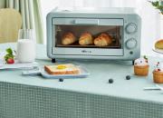 烘烤美食不难  只需一台11升迷你电烤箱