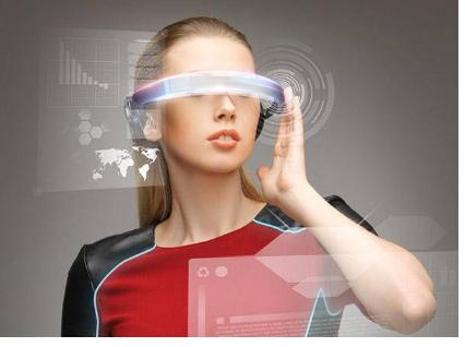 """智能眼镜的""""减熵式增长"""""""