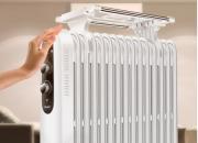15片电热油汀取暖器  温暖度寒冬