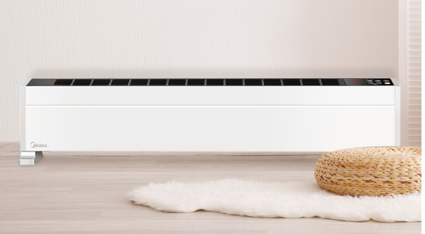 这个冬天别委屈自己了  踢脚线取暖器告诉你有多暖