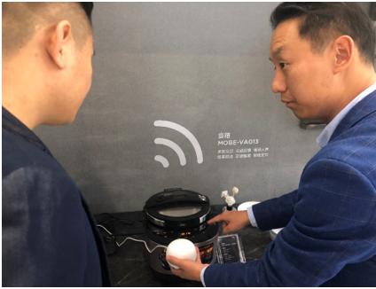 2019合肥家博会开幕:美的IoT创新技术开启智慧新生活