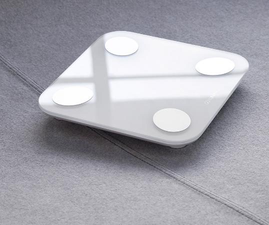 智能体脂秤 可以和你一起减肥