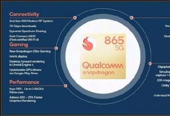 侃哥:安卓最强移动平台之一 骁龙865了解下