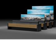 去年LG今年海信都有了卷曲屏电视  未来电视是这个样子的吗?