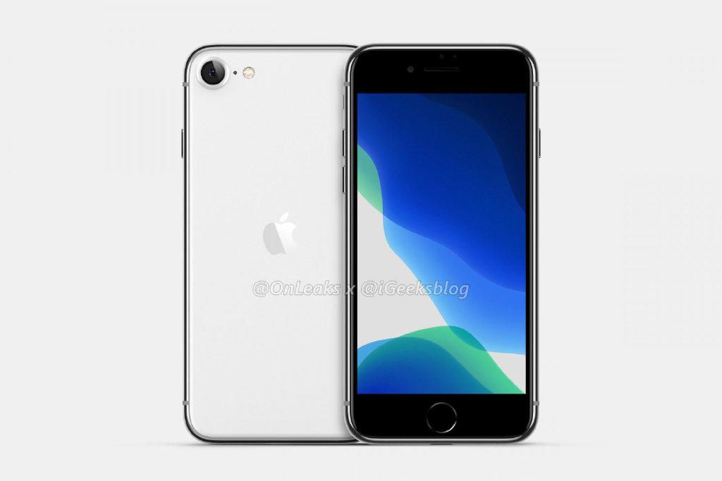 侃哥:iPhone SE2渲染图曝光;一加概念机Concept One亮相