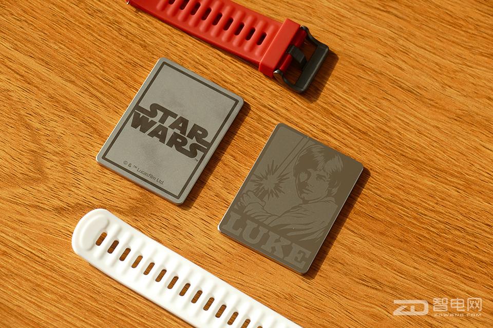 华米Amazfit智能手表3 星战限量版开箱体验&测评