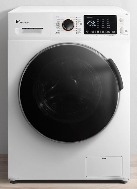 把阳台还给休闲娱乐,10公斤洗烘一体洗衣机体验