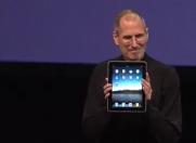 1月27日 苹果iPad十周年 2020年将会推出5G网络的iPad Pro