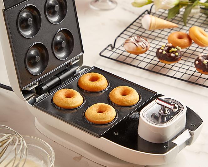 宅在家也能好好吃饭  无需烤箱做出华夫饼