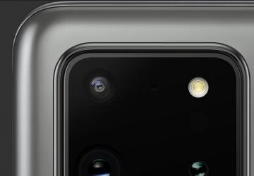 侃哥:三星Galaxy S20 Ultra高清细节渲染图曝光 100倍变焦稳了
