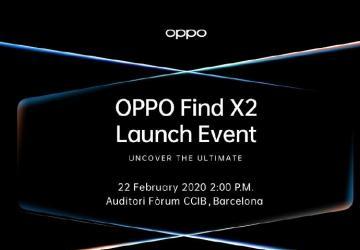 侃哥:OPPO Find X2系列发布会定档