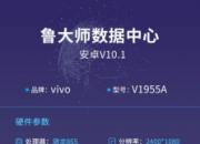 vivo iQOO3鲁大师跑分曝光 首发UFS3.1闪存