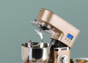 花式揉面担当,功能厨师机来圈粉