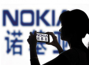 诺基亚考虑资产出售和合并事宜 股价逆势上涨