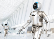 """九成机器人企业复工 在""""夹缝""""中求生"""