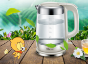 小熊电热水壶带来暖意融融 佛系养生就要多喝热水