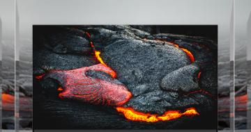 创维65W81 OLED自发光电视 4.6mm超薄机身宛如壁画