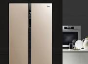 摒弃拥挤不堪的冰箱 选购600多升对开门冰箱