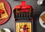 高颜值三明治早餐机  一周早餐不重复!