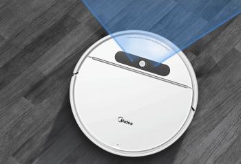 家居清洁好帮手  扫地机器人解决清洁卫生的烦恼