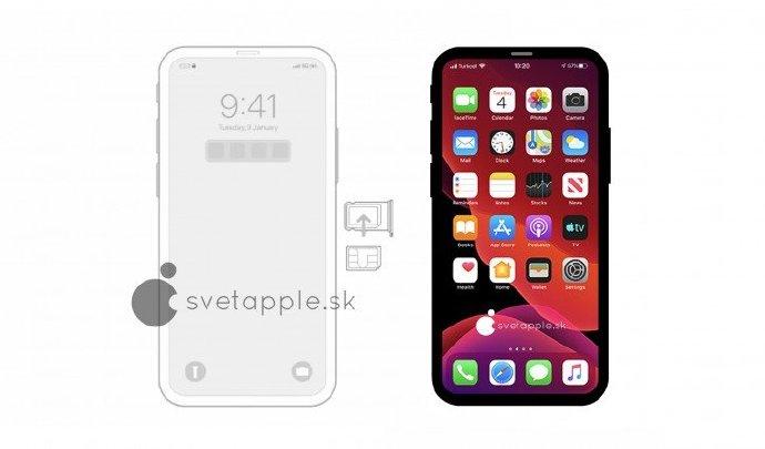 OS 14代码又立功 iPhone 12 Pro系列或取消刘海