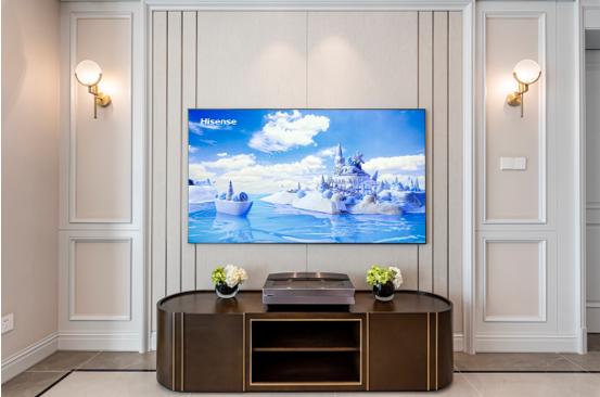 激光电视高居产品畅销榜头名 为何在大屏市场独受用户青睐-视听圈