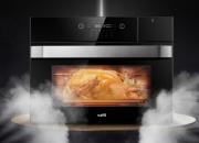新手学下厨?大容量嵌入式多功能蒸烤箱好上手