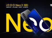 骁龙865+144Hz竞速屏+44W超快闪充 生而为赢的iQOO Neo3正式发布