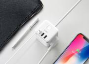充电还需排队?魔方智能USB插座支招破解