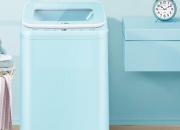 高温煮洗除菌,3公斤迷你洗衣机更洁净